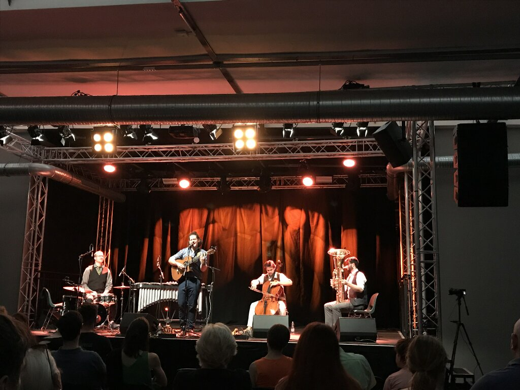IHWA-Liedbühne: The Erlkings