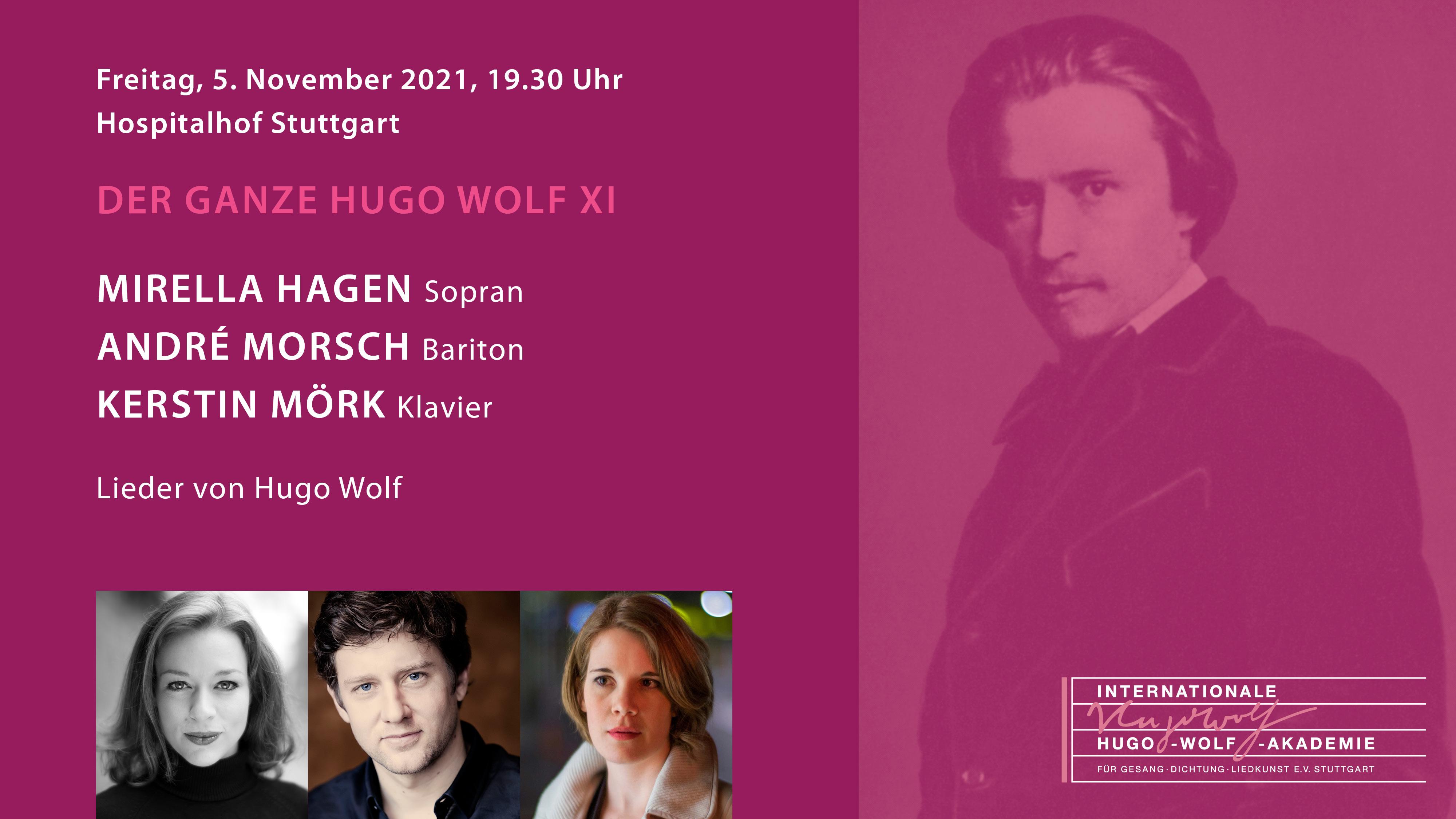 Der ganze Hugo Wolf XI