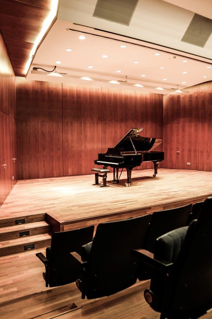 Staatliche Hochschule für Musik und Darstellende Kunst Stuttgart, Kammermusiksaal