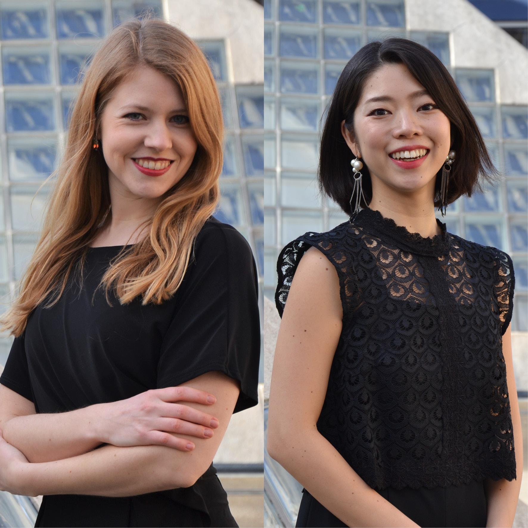 Duo 19: Stefanie Knorr / Aimi Sugo